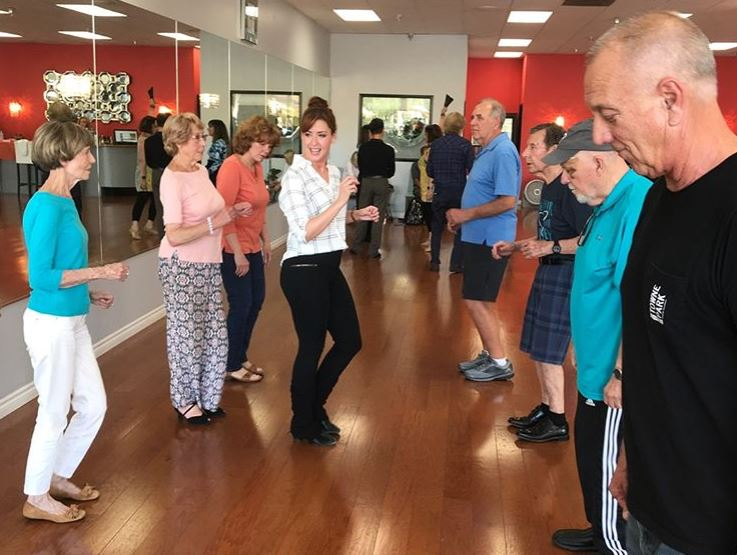What is Rx Ballroom Dance?